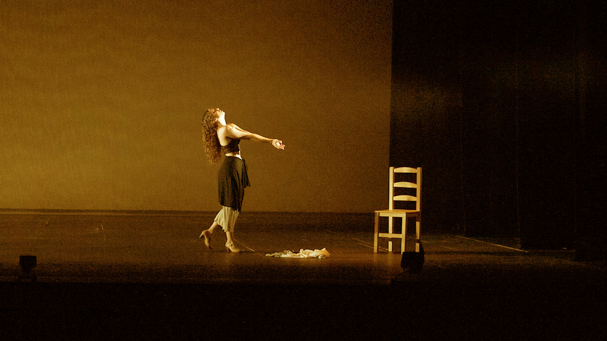 LEC 2019 - LA ESPIRAL CONTEMPORANEA - MEércoles blanco - Girasol Flamenco Producciones