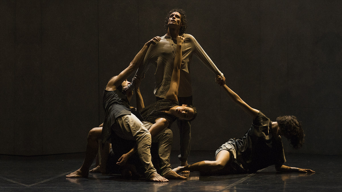 LEC 2019 - LA ESPIRAL CONTEMPORANEA - PEREZA - Lamov Ballet